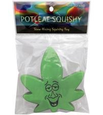 Pot Leaf Squishy
