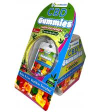 420 Health Hemp Gummies- 2ct- 40mg- 25pc Display