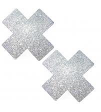 Silver Pixie Dust X-Factor Pasties
