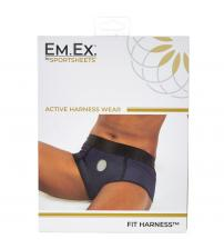 Em. Ex. Active Harness Fit - Navy/graphite - Extra Small