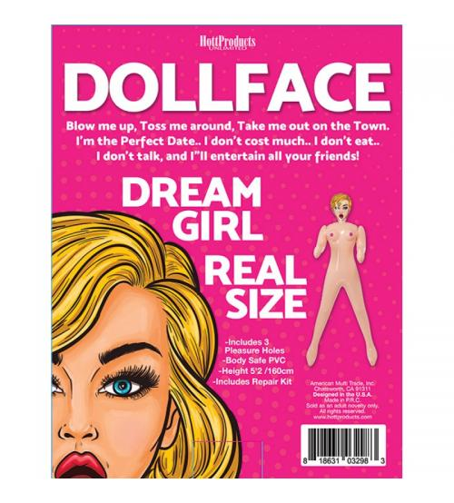 Doll Face Sex Doll