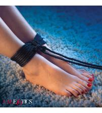 Scandal BDSM Rope 98.5 Ft/ 30m - Black