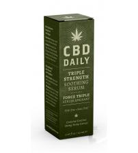 Cbd Daily Triple Strength Soothing Serum 20ml