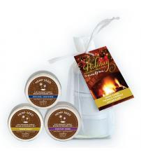 Bag Candle Holiday Trio - Twinkle Twinkle - Sugar Plum - Snow Angel