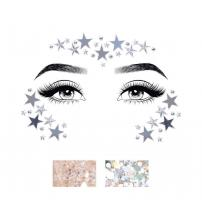 Dream Jewels Sticker - Silver