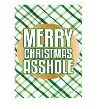 Merry Christmas Asshole Gift Bag