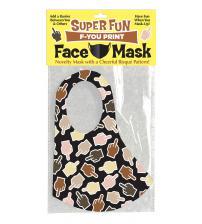 Super Fun F-You Finger Mask