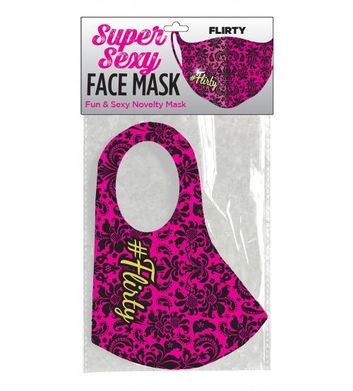 Super Sexy Flirty Face Mask