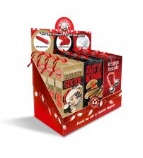 Holiday Vibes Naughty List Gift 12 Piece Pop -  Assorted