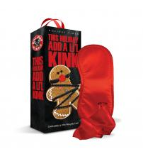 Holiday Vibes Naughty List Gift Add a Lil Kink - Blindfold, Wrist and Ankle Sashes