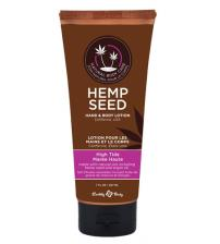 Hemp Seed Hand & Body Lotion - 7 Fl. Oz. - High Tide
