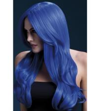 Khloe Wig - Neon Blue