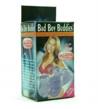 Bad Boy Buddies Body Vagina Masturbator Stroker - Purple