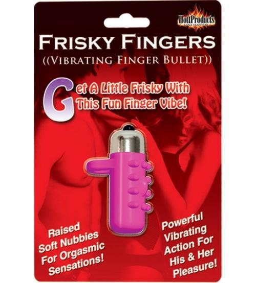 Frisky Fingers - Magenta