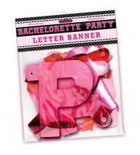 Bachelorette Party Banner