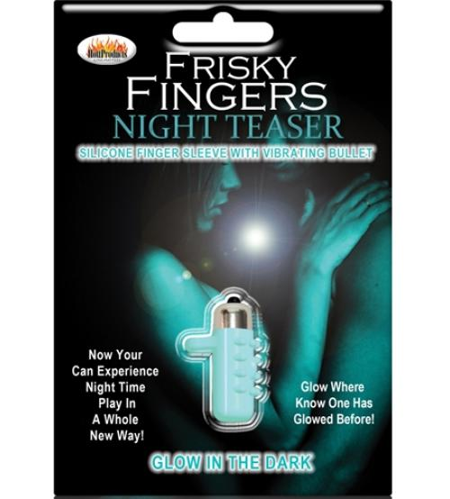 Glow in the Dark Frisky Finger