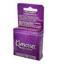 Kimono Microthin Large - 3 Pack