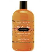 Luxury Bathing Gel - Wild Clove