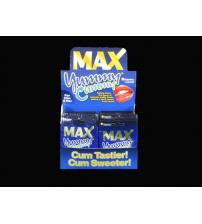 Max Yummy Cummy - 24 Count Display - 4 Count Packets