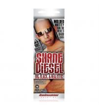 Shane Diesel Big Black and Realistic Dildo