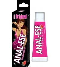 Anal-Ese Strawberry - .5 Oz. - Soft Packaging