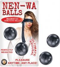 Nen-Wa Balls Magnetic Hemitite Balls - Graphite