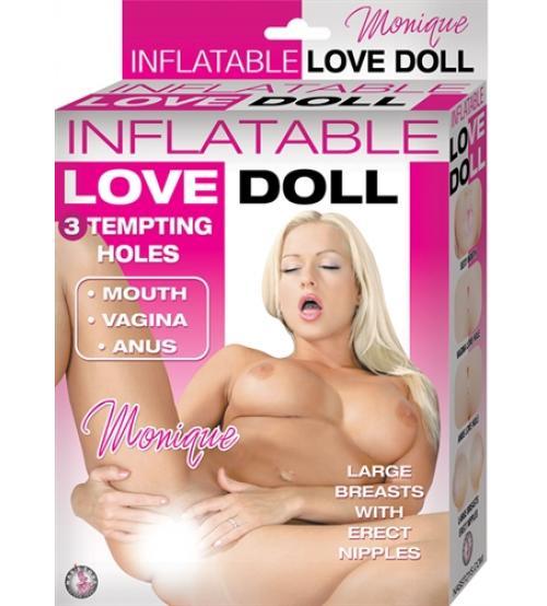Inflatable Love Doll Monique -Flesh