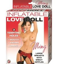 Inflatable Love Doll - Ming
